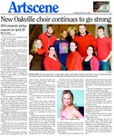 New Oakville choir continues to go strong