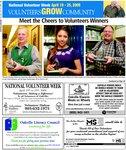 Meet the Cheers to Volunteers Winners