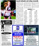 Local schools set relay records