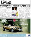 Oakville Cuvee fills kids' lunch boxes