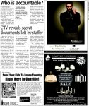 CTV reveals secret documents left by staffer