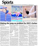 Making the jump no problem for OGC's Gerber