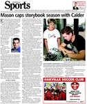 Mason caps storybook season with Calder