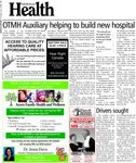 OTMH Auxiliary helping to build new hospital