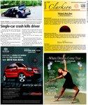 Single-car crash kills driver