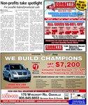 Non-profits take spotlight: for possible federal/provincial cash