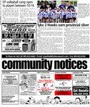 Tyke 2 Hawks earn provincial silver