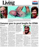 Zamuner goes to great lengths for OTMH