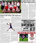 Angels make history with USSSA win