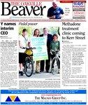 Pedal power: Ottawa bound