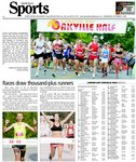 Races draw thousand-plus runners