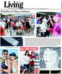 Marathon of Hope continues : Honouring the dream