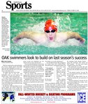 OAK swimmers look to build on last season's success
