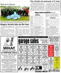 Five schools win pennants at E meet