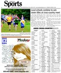 Local schools combine to win seven titles at cross-country meet