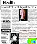 Survivor looks at life beyond the battle