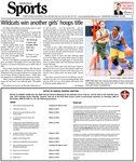 Wildcats win another girls' hoops title