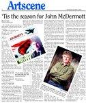 Tis the season for John McDermott