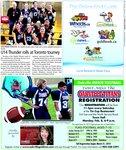 U14 Thunder rolls at Toronto tourney