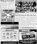 Atom BB Hornets earn fifth medal of year