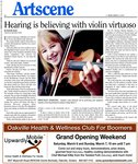 Hearing is believing with violin virtuoso