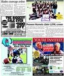 Peewee Hornets claim LLFHL crown