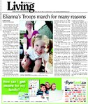 Elianna's Troops march for many reasons