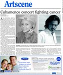 Cubamenco concert fighting cancer