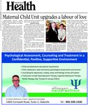Maternal Child Unit upgrades a labour of love