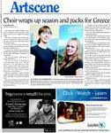 Choir wraps up season and packs for Greece