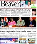 Memorial service June 19 for Colonel Parker