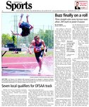 Seven local qualifiers for OFSAA track