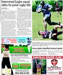 Determined Eagles squad rallies for junior rugby title