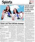Oakville schools denied medals at rugby, soccer provincials