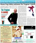 Bronze Frog Gallery welcomes Tim `Frogman' Coterill