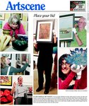 Place your bid: at the Oakville Art Society