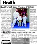 Karate event raises profile of Angelman