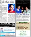 Friends organize tribute to Jesse Comeau Sunday
