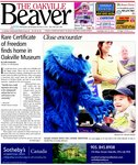 Close encounter: Shake hands with the Cookie Monster