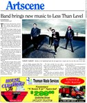 Band brings new music to Less Than Level