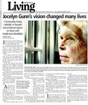 Jocelyn Gunn's vision changed many lives: Community Living Oakville co-founder had profound impact on those with intellectual disabilities