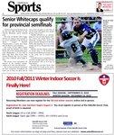 Senior Whitecaps qualify for provincial semifinals