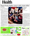 Team Pooley battles cancer with a team effort