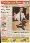Oakville Beaver, 12 Nov 1993