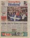 Oakville Beaver29 Oct 1995