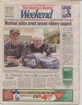 Oakville Beaver, 19 Mar 2000