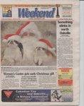 Oakville Beaver, 3 Dec 2000