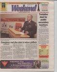 Oakville Beaver, 11 Feb 2001