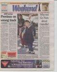Oakville Beaver29 Apr 2001