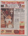 Oakville Beaver9 Nov 2001